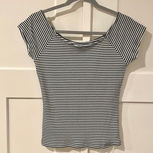 Womens' O'Neill Striped Tee